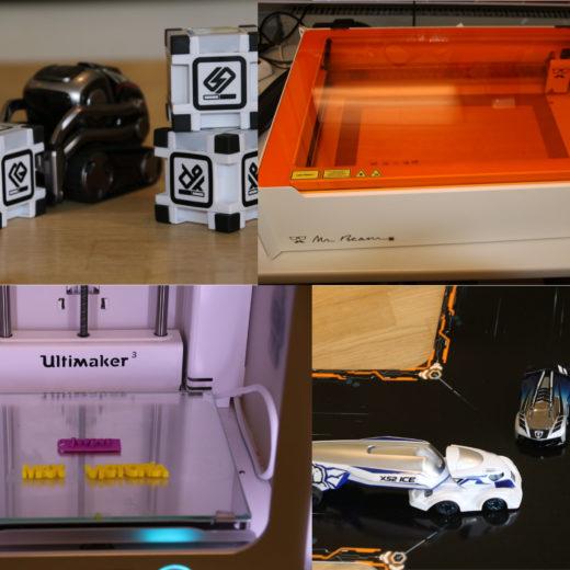Fab Lab & Roboter-AG